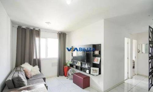 Imagem 1 de 11 de Apartamento À Venda, 40 M² Por R$ 265.000,00 - Vila Prudente (zona Leste) - São Paulo/sp - Ap3844