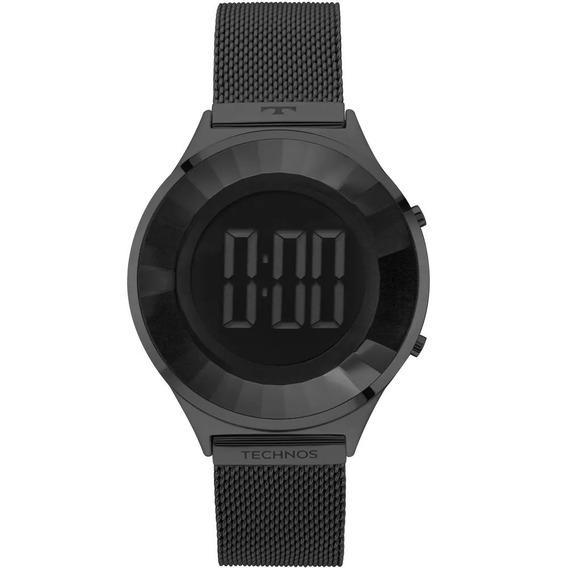 Relógio Technos Feminino Elegance Crystal Preto - Loja