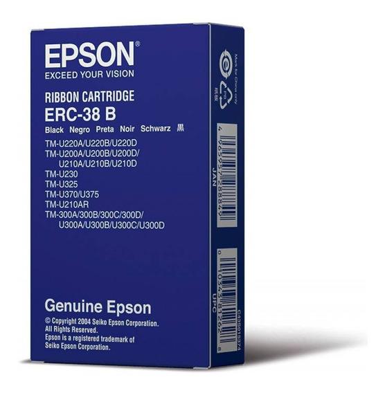 Cinta Epson Erc-38b Tmu-220 Bixolon Srp-270 Pnp-220 Original