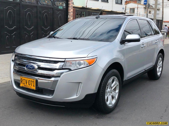 Ford Edge Limited 3500cc At Aa Ab Abs Tc