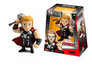 Metalfigs Thor Avengers Figura De Metal Coleccion