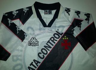 Camisa Vasco Antiga Ótimo Estado Impecável 1997 Kappa - 97