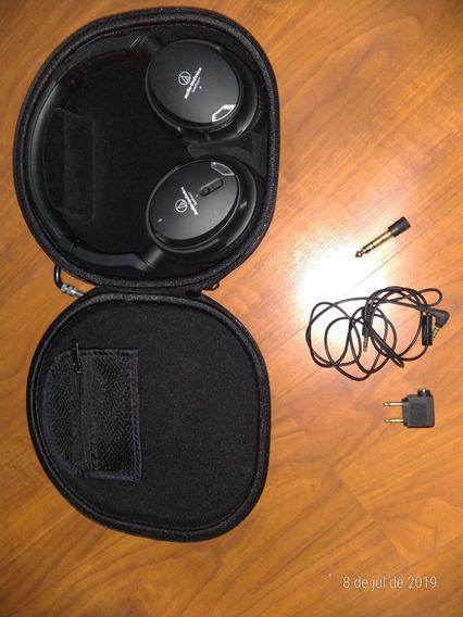 Fone De Ouvido Audio-technica Quietpoint Ath-anc9