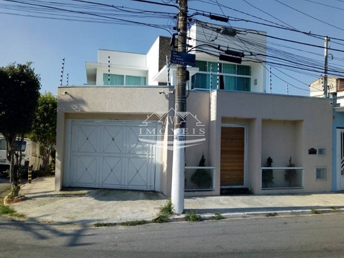 Sobrado Alto Padrão Para Venda No Bairro Jardim Aricanduva, 4 Dorm, 1 Suíte, 3 Vagas, 420 M, 250 M - 625