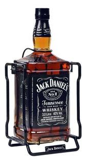 Dia Del Padre Whiskey Jack Daniels Bot. 3 Litros C/volcador