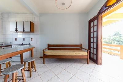 Apartamento No 1º Andar Mobiliado Com 2 Dormitórios E 2 Garagens - Id: 892932291 - 232291