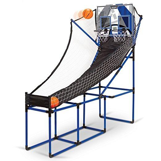 Majik Arcade Tiro Doble Juego De Baloncesto