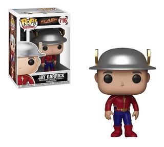 Funko Pop : Flash - Jay Garrick #716