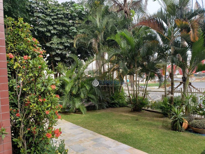 Apartamento Com 4 Dormitórios Para Alugar, 174 M² Por R$ 2.100/mês - Vila Ema - São José Dos Campos/sp - Ap3440