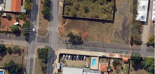 Imagem 1 de 2 de Terreno À Venda, 987 M² Por R$ 350.000,00 - Parque Da Represa - Paulínia/sp - Te4621