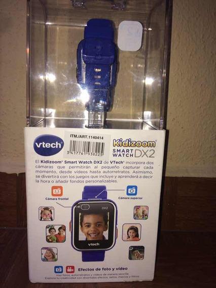 Kidizoom Smart Watch Reloj Dx2 De Vtech
