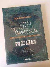 Livro José Carlos Barbieri: Gestão Ambiental Empresarial