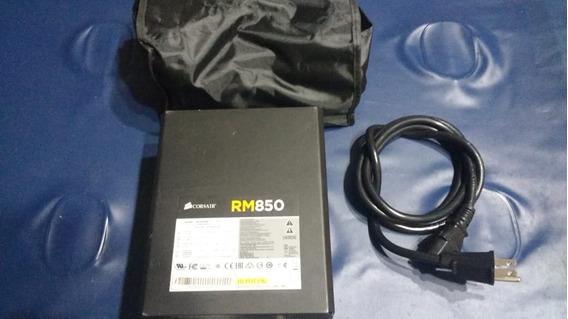 Fonte Corsair Rm850 Modular 80 Plus