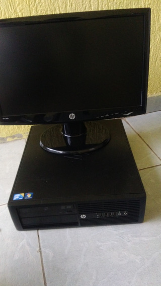 Desktop - Core 2 Duo - Hp - Completo