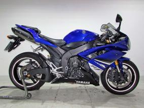 Yamaha - Yzf R1 - 2008 Azul