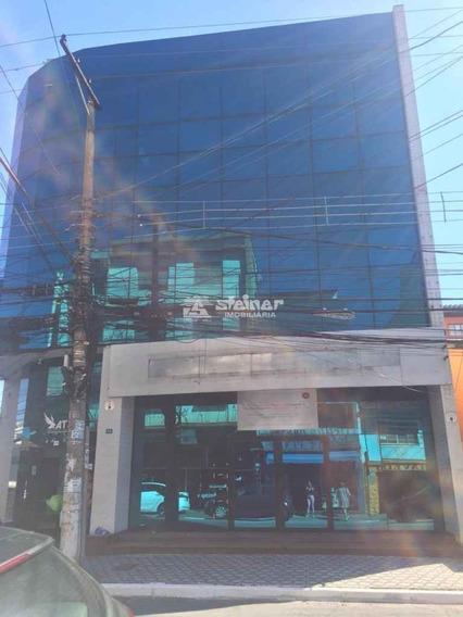 Aluguel Salão Comercial Acima De 300 M2 Centro Guarulhos R$ 18.000,00 - 35357a
