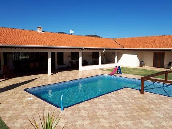 Chácara Residencial À Venda, Condomínio Recanto Dos Pássaros, Alumínio. - Ch0374