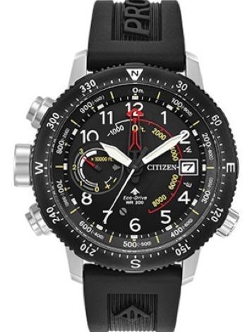 Relógio Citizen Novo New Altichron Bn5058-07e Bn4044-15e