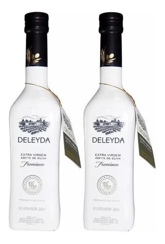 Imagem 1 de 1 de 2 Azeite De Oliva Premium Deleyda Classic Extra Virgem 500ml