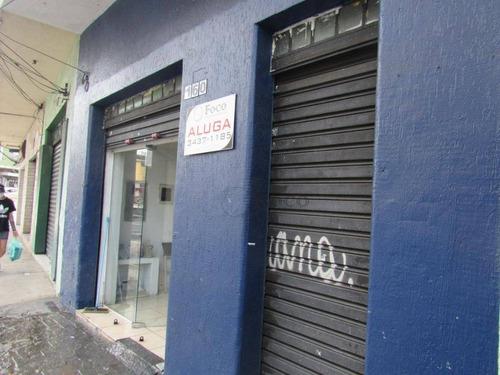 Imagem 1 de 12 de Salão Para Alugar, 50 M² Por R$ 2.250,00/mês - Tucuruvi - São Paulo/sp - Sl0132