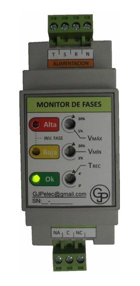 Monitor De Fase, Protección Contra Alta Y Baja Tensión