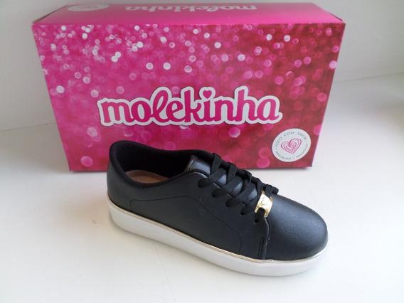 Tênis Infantil Feminino Molekinha Ref-2516.302