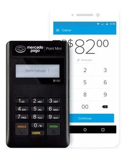 Maquina Cartão De Crédito Point Mini Sem Aluguel(enviohoje)*