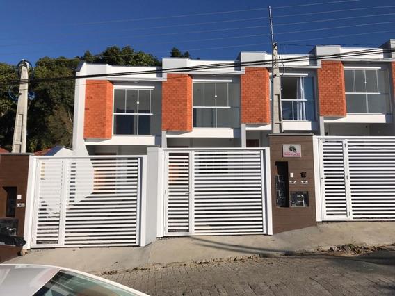 Casa Em Fortaleza, Blumenau/sc De 84m² 2 Quartos À Venda Por R$ 275.000,00 - Ca286986