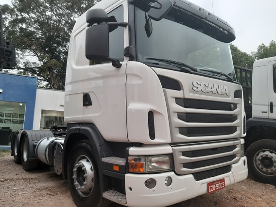 Scania G400 Ano 2012 Truck