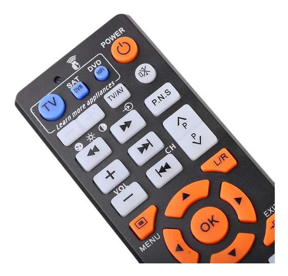Controle Remoto Tv Inteligente Universal 3 Controle Copiador