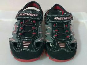 Sandalias Skechers Con Luces