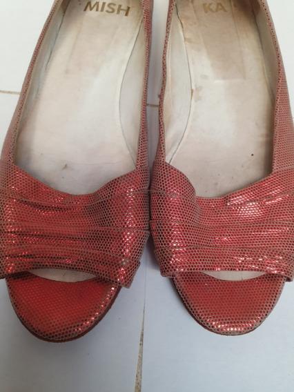 Zapatos Chatitas Marca Mishka , No Prune, No Sarkany, Zara