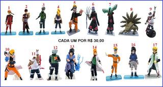 Naruto Miniaturas Pvc