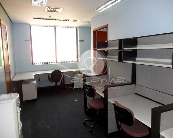 Sala Para Venda E Locação No Guanabara Em Campinas - Imobiliária Em Campinas - Sa00150 - 32151905
