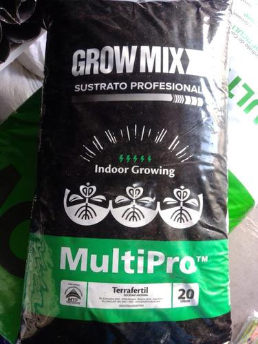 Sustrato Profesional Growmix Multipro 20 L Indoor Aqualive