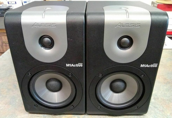Par De Monitor Alesis M1 Active 520