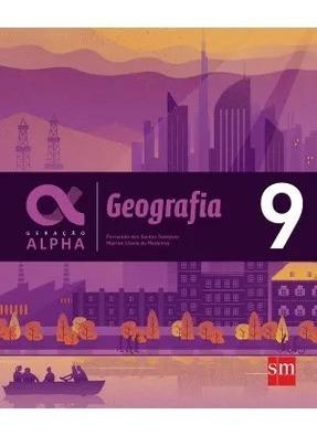 Geração Alpha - Geografia 9º Ano Professor 1° Edição