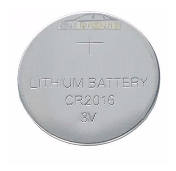 Cartela Bateria Pilha 2016 Original 5 Unidades Moeda Botao