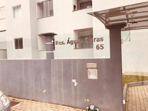 Imagem 1 de 9 de Apartamento Águas Claras Brusque - 127017
