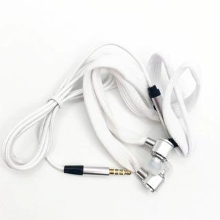 Kit 2 Fone De Ouvido Modelo Cadarço Com Microfone E Ajuste