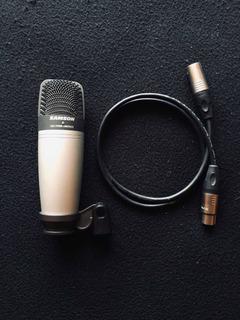 Micrófono Condensador Samsom C01