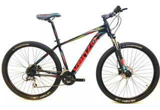 Bicicleta Venzo Thorn Evo 29 Dis/ Mecan 21vel - Racer
