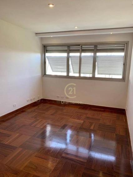 Apartamento Residencial Para Locação, Itaim Bibi, São Paulo. - Ap5093