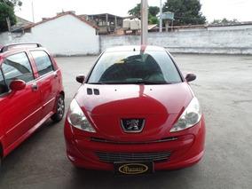 Peugeot 207 Xr Hatch 2011/2012 1.4 Completo Vermelho
