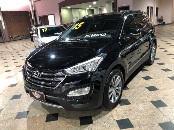 Hyundai Santa Fé 3.3 Mpfi 4x4 V6 270cv Gasolina 2014 2015