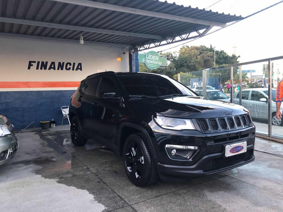 Jeep Compass 2.0 Night Eagle Flex Aut. 5p 2018