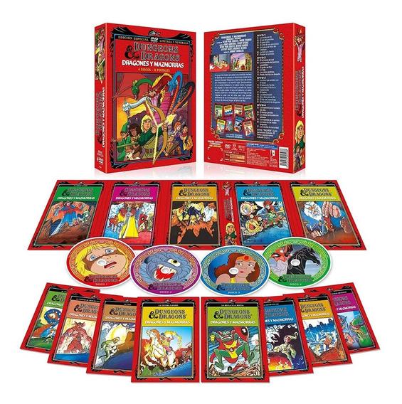 Dvd Calabozos Y Dragones Original Edición Limitada