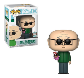 Funko Pop Mr. Garrison #18 South Park Jugueterialeon