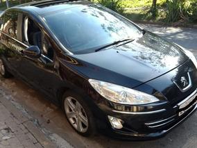 Peugeot 408 2.0 Griffe Flex Aut. 4p 2011