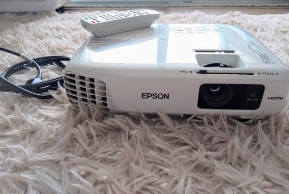 Projetor Epson H553a - Projetores Epson [Promoção] no